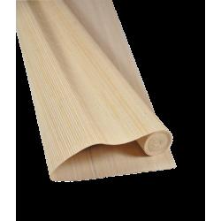 Tatami Bamboo mat Glued on textile 4.5 mm