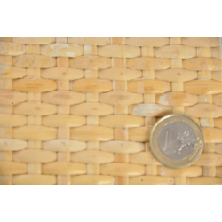 Tissage Canne Rotin 5x5mm Plein
