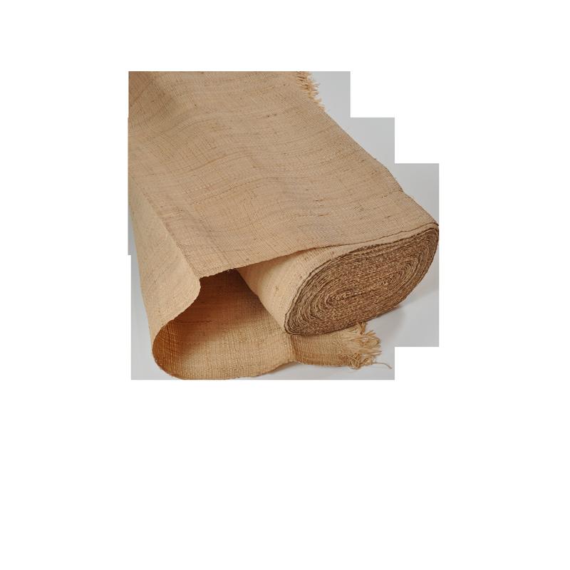 Raffia Rabane Fine Langarana, Width 120cm