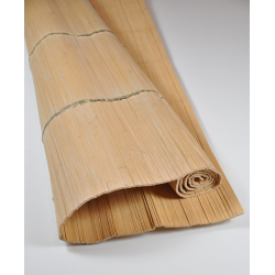 Asia Bamboo mat with knot