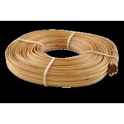 Caramel flat oval core