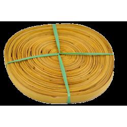 Yellow flat wood