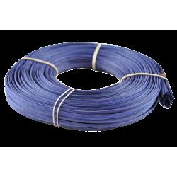 Purple flat oval core