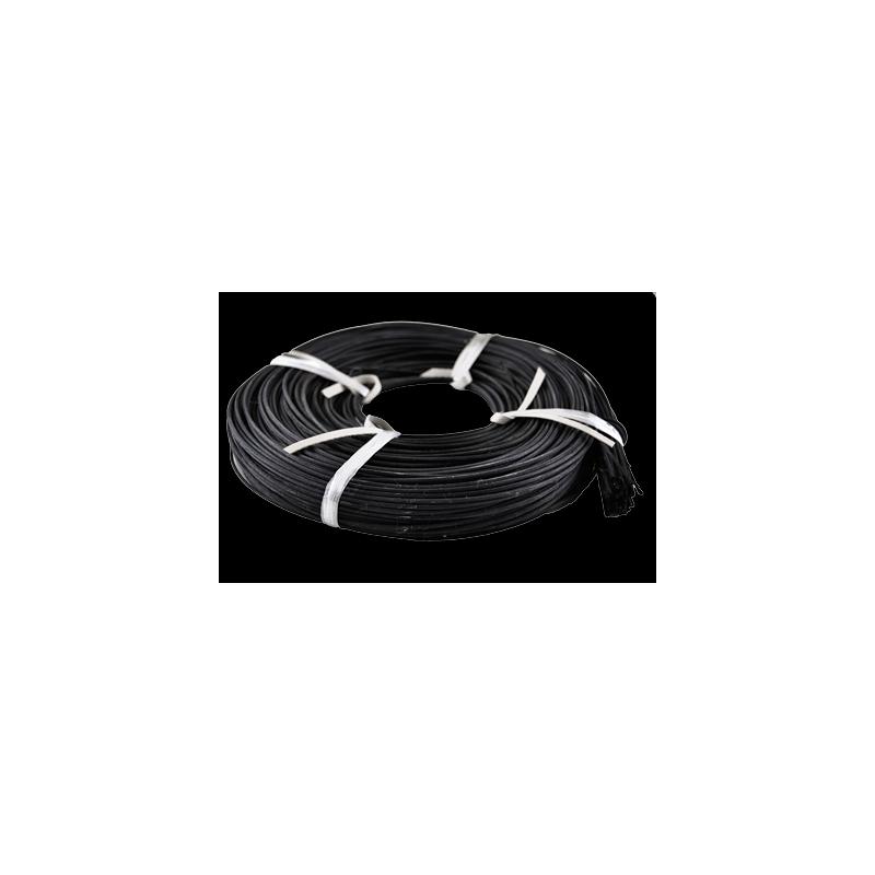Black rattan core