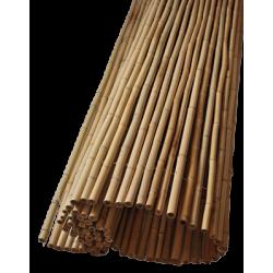 Palissade Naturel Bambou Rond