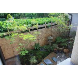 Tuteur en Bambou Naturel 210cm