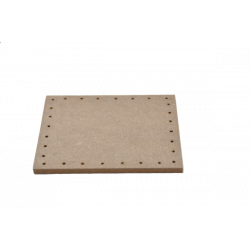 Plywood back square