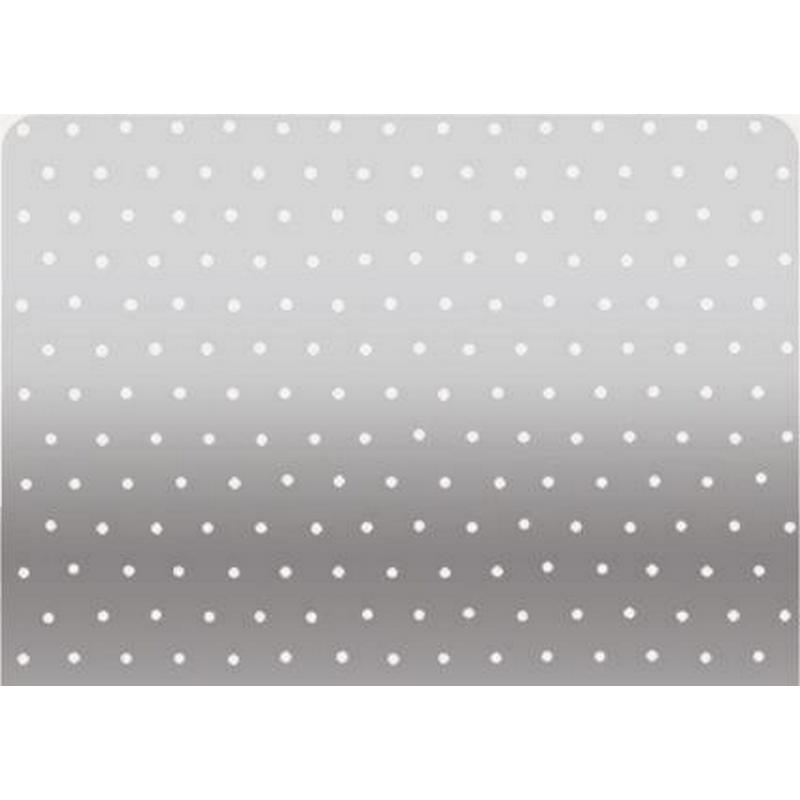Metal Grey Micro Perforated Aluminum Blind 25mm