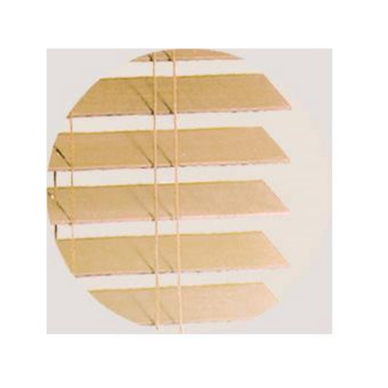 Clear Beech Wood Blind slat  35mm