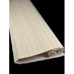 Vertical Bamboo Lath Weaving 50mm