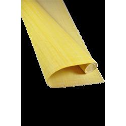Bamboo mat 7mm Yellow color